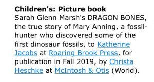 Dragon Bones Announcement