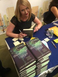Signing stock for Books of Wonder!