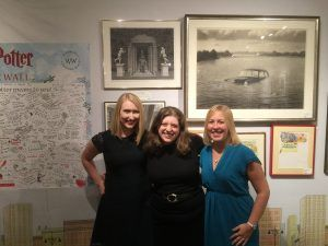 My PB agent, Christa, and my editor on FEAR, Alison! They helped shape my debut with many rounds of editorial brilliance!